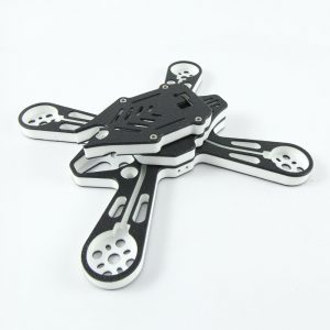 Fossils Stuff FSGX 210 Black FPV Racing Frame