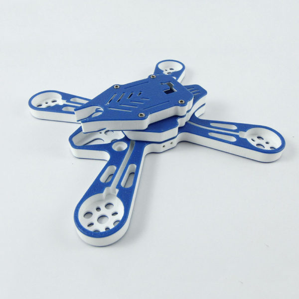 Fossils Stuff FSGX 210 Blue FPV Racing Frame