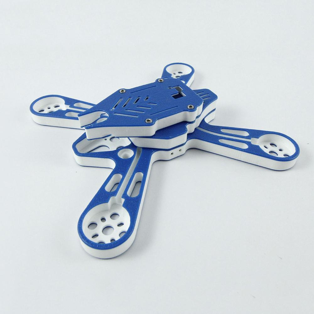 Fossils Stuff FSGX 210 Blue FPV Racing Frame