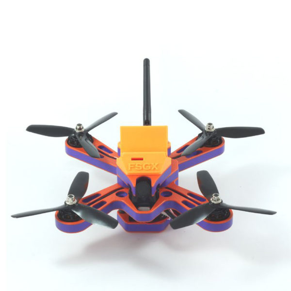 Fossils Stuff FSGX 210 Ready To Fly FPV Racing Frame