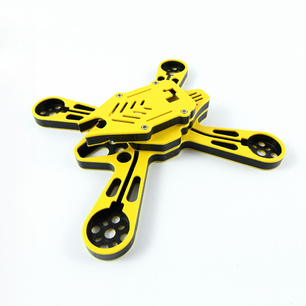 Fossils Stuff FSGX 210 Yellow FPV Racing Frame