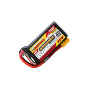 Overlander Pro Racing Extreme 1300mah 4s Battery