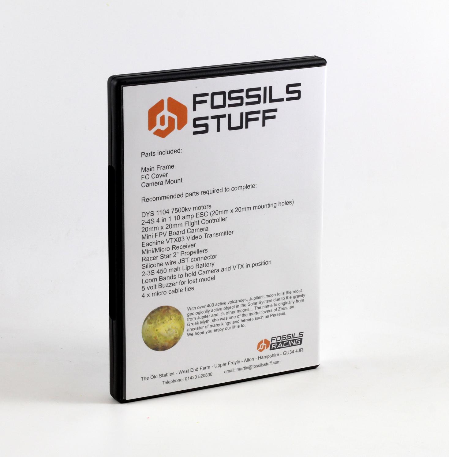 "Io 2"" Carbon Frame Kit | Frames, Fossils Stuff | Fossils Stuff"