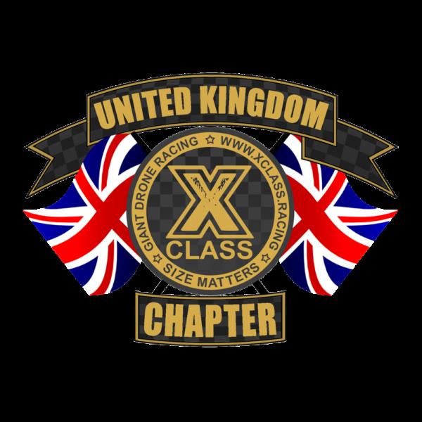 X Class UK Sticker